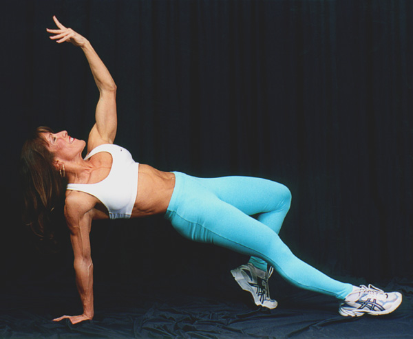 Female Fitness Models 02 - The Sensual Blend Of Strength & Power With Beauty & Grace...